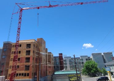 426 Apartments downtown SLC Project
