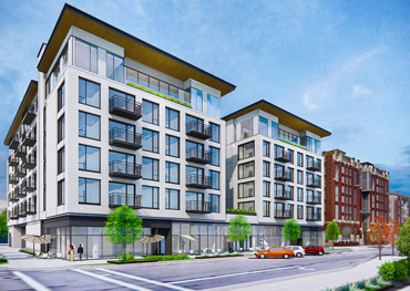Olive Apartments Project Image Thumbnail